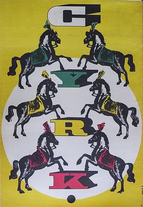 1034 – Six Horses