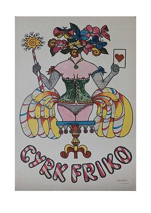 1399 - Cyrk Friko