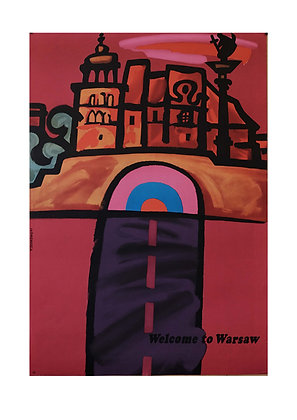 1378 - Welcome to Warsaw