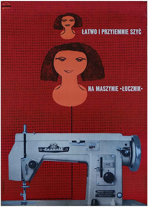 0717 - Archer Sewing Machines Advertisement