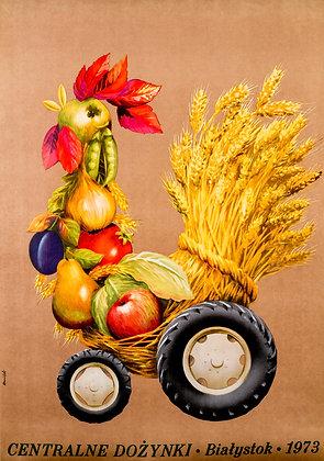 1715 – Central Harvest Festival