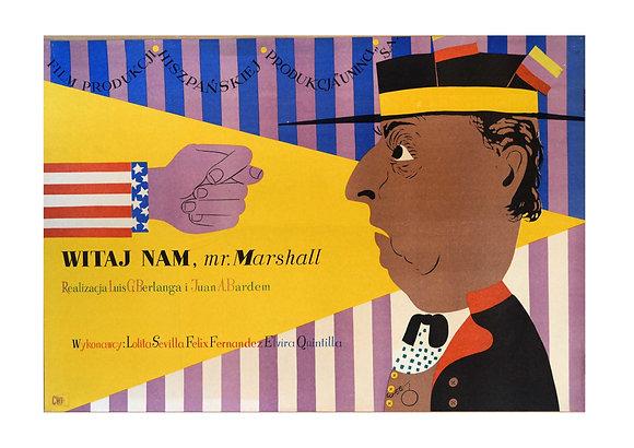 0066 - Greetings, Mr Marshall