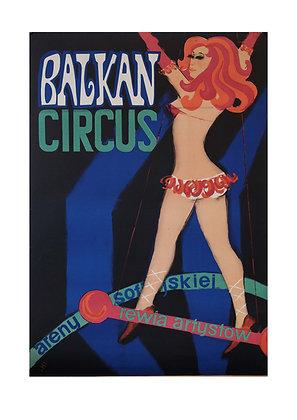 1283 - Balkan Circus