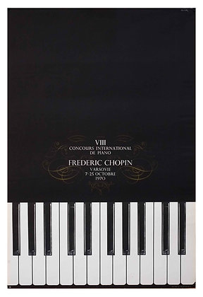 0624 - 8th International Piano Competition: Warsaw