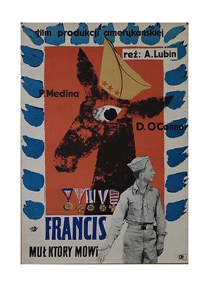 1323 - Francis the Talking Mule