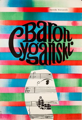 1711 – Gypsy Baron - Warsaw Operetta