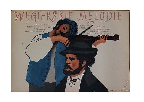 1324 - Hungarian Melody