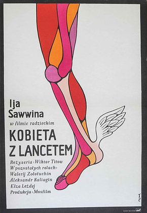 1089 - Woman With a Lancet
