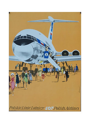 1259 - LOT Polish Airlines - Arrival