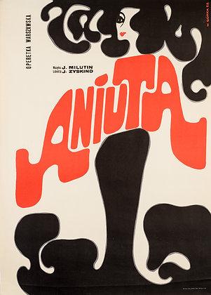 1960 - Aniuta - Warsaw Operetta