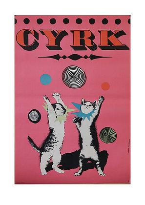 1277 - Circus Cats