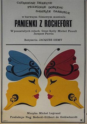 1011 – Young Girls of Rochefort
