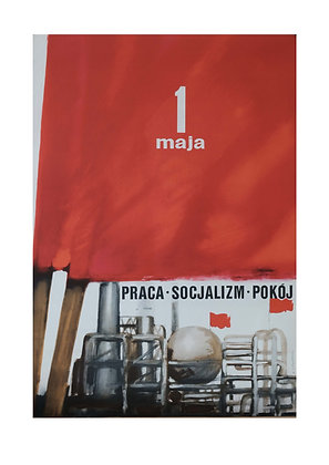 1455 - 1st of May: Work, Socialism, Peace