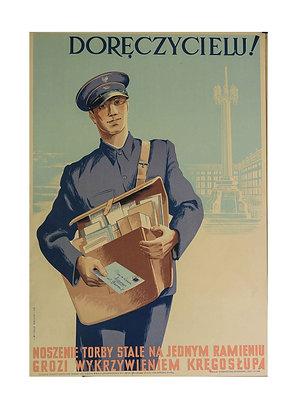 0552 - Postman!