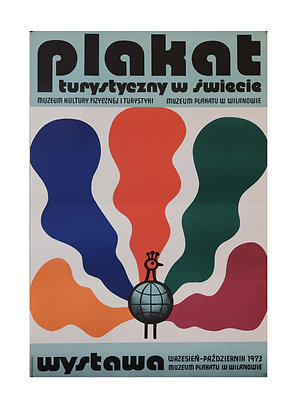 1388 - Exhibition of Tourist Posters 1973