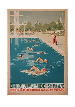 1450 - Boys, Girls: Learn to Swim