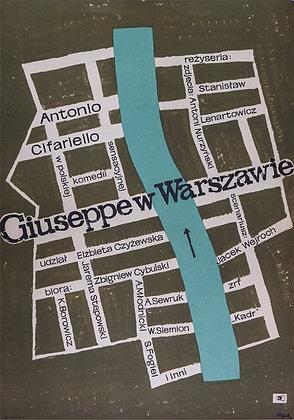 0943 – Giuseppe in Warsaw