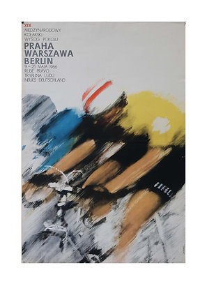 1419 - XIX International Peace Race Cycling 1966