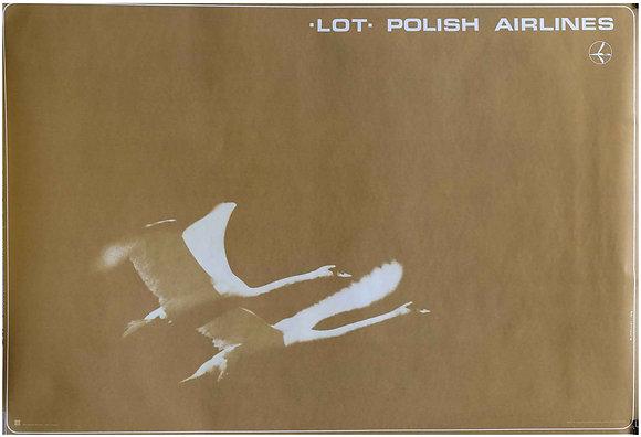0752 - LOT Polish Airlines (Gold Cranes)