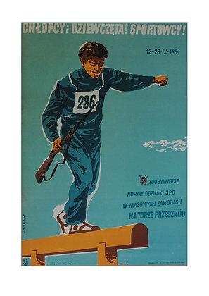 0651 - Boys and Girls! Sportsmen!