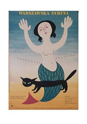 1383 - Warsaw Mermaid