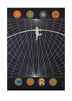1406 - Circus Tightrope