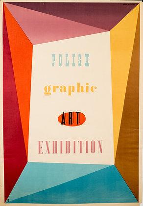 1705 - Polish graphic art exhibition (English)