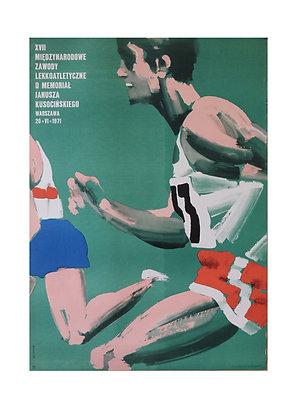 1416 - XVII International Athletics Competition