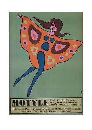 1366 - Butterflies