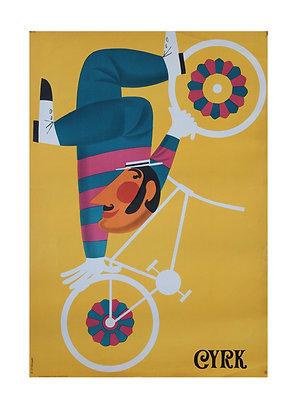 1266 - Circus Cyclist