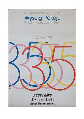 1395 - 35th International Peace Race (Cycling)