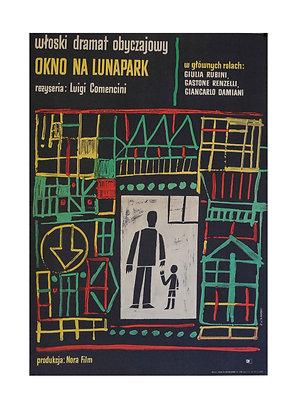 1165 - Window on Luna Park
