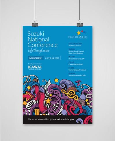 Suzuki Conference