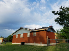 Residental Roof (in progress)