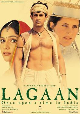 Lagaan Movie Poster