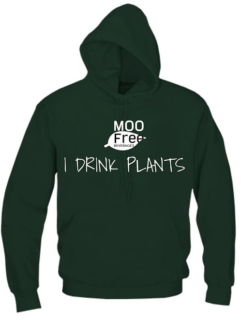 I Drink Plants Hoodie