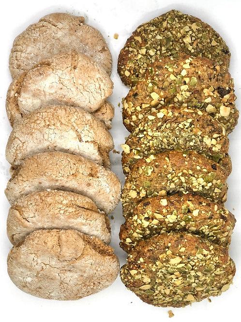 Dozen of Mixed Cookies