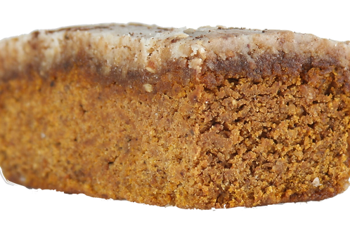 Vegan Pumpkin Coffee Cake (GF)