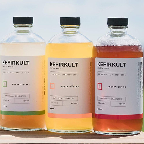 6-Pack Kefir Water