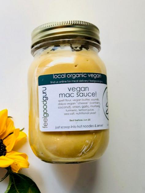Vegan Mac Sauce
