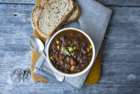 Black Bean Chili (1 Litre)