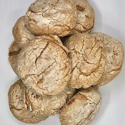 Dozen of Almond Butter Cookies