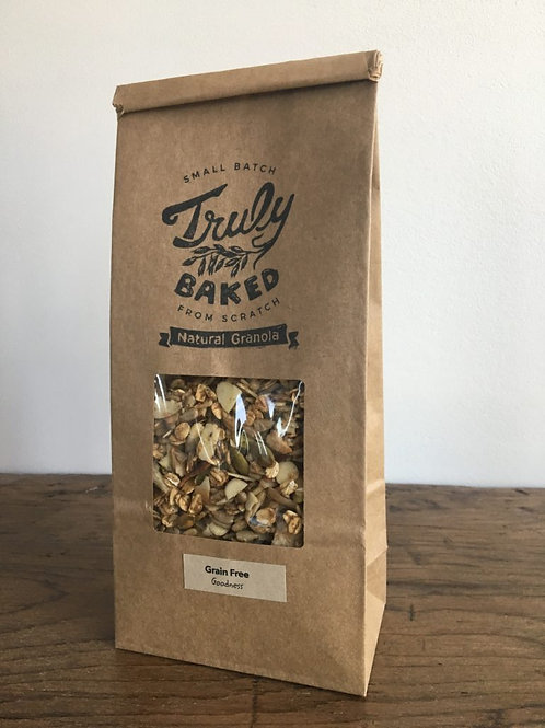Grain Free Goodness Granola