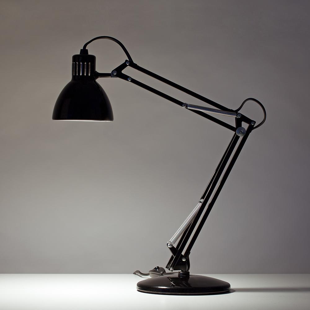 Black Desk Lamp 3