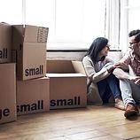 Downsizining an move organizing