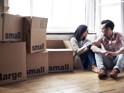 Staying Organized when your Moving