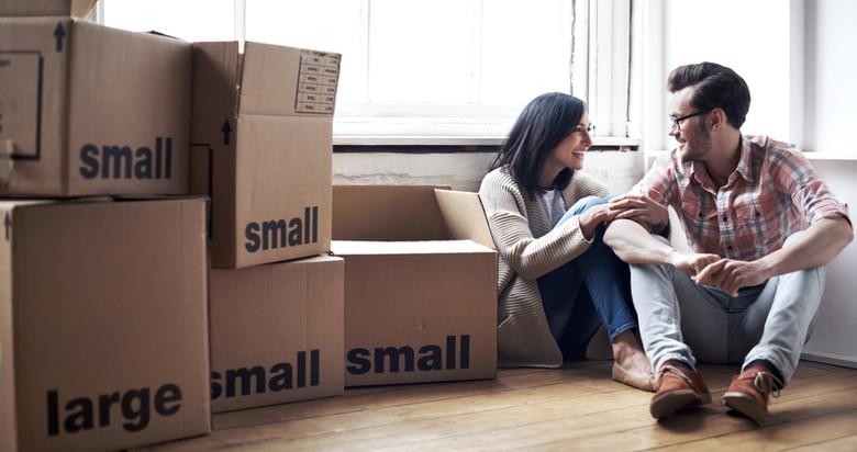 Move into rental