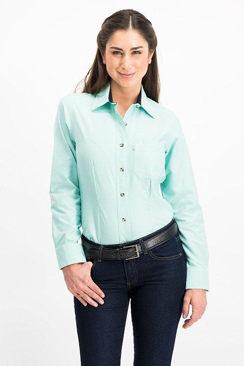 Camisa Aqua Universidad