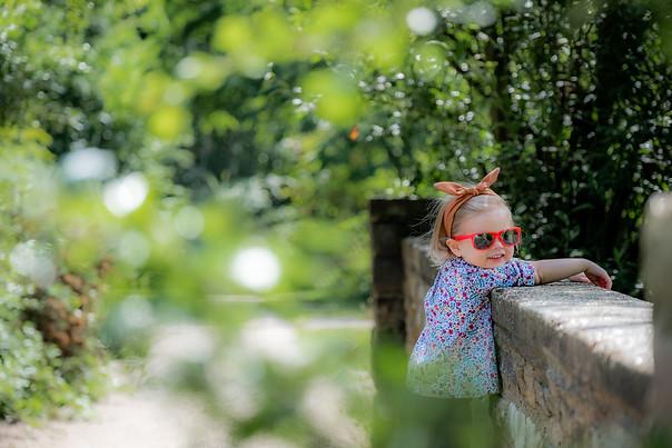 Photography of girl outside