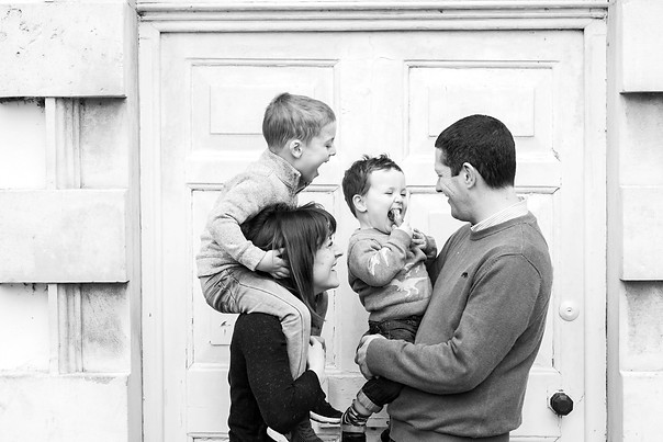 Editorial family photography
